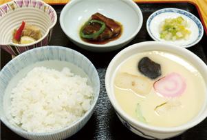 茶碗蒸定食:1230円