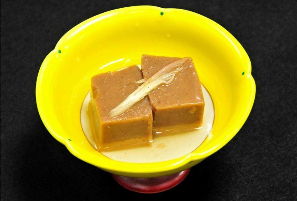 胡麻豆腐470円