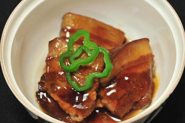 豚の角煮980円