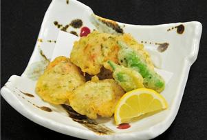 鶏の長崎天ぷら:880円