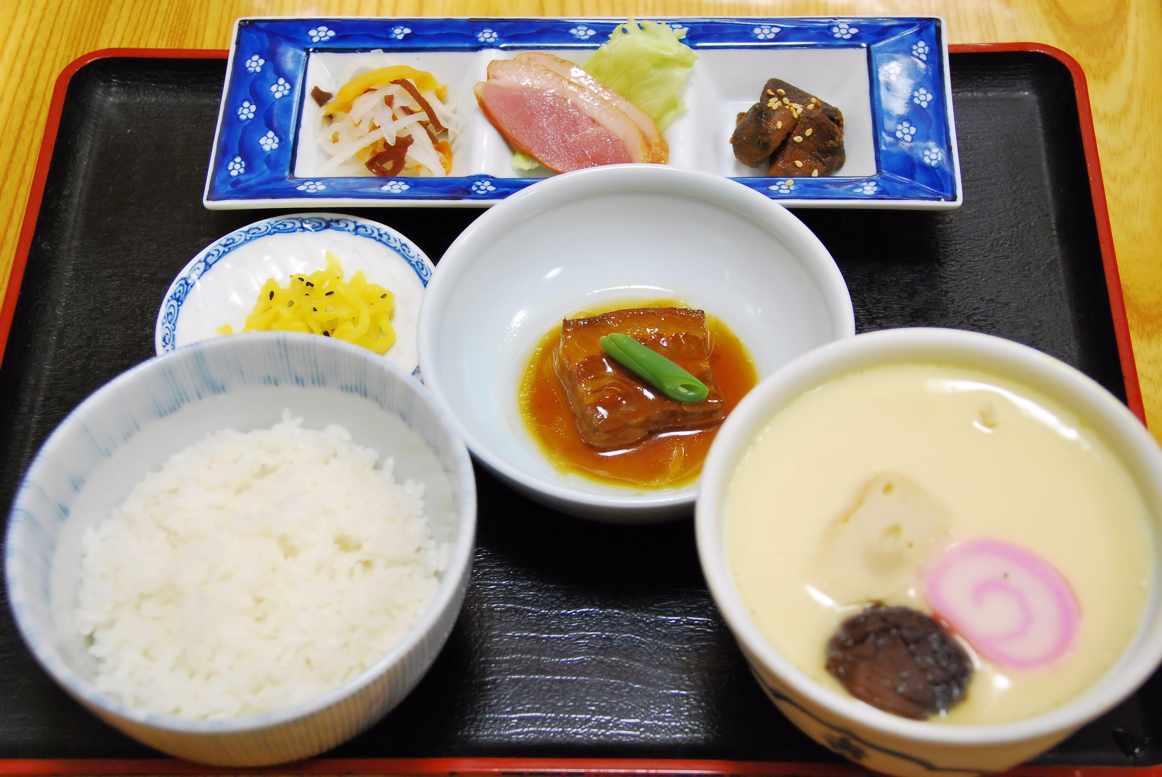 茶碗蒸定食 1450円