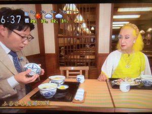 美輪明宏さんのお好きな銀座吉宗の茶碗蒸しと皿うどん2